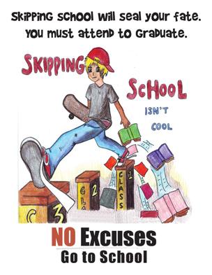 skipping school Skipping school jessie haas, author, emanuel schongut, illustrator  greenwillow books $14 (181p) isbn 978-0-688-10179-4.