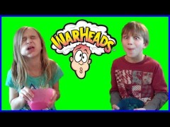 Warheads Challenge {Kid Edition}