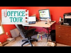 Thumbnail image for Office Tour – Prior to Remodeling
