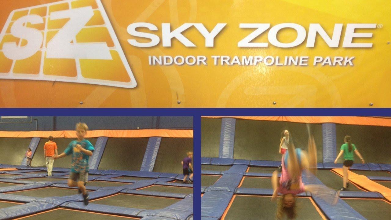 Sky Zone – Canton, MI