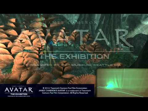 Family fun day : AVATAR the Exhibition
