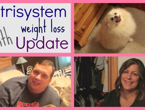 Nutrisystem 2nd month Results