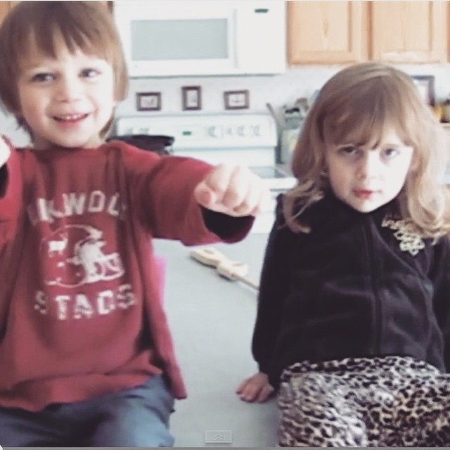 My babies in today's #throwbackthursday Vlog ?