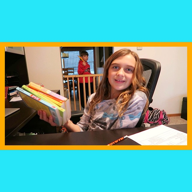 Today's video Karli shares some new books she got...what's your favorite book right now?