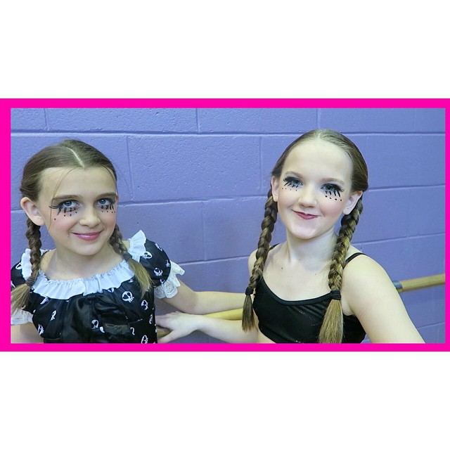 Loved making this video! Behind the scenes of Karli's dance competition!