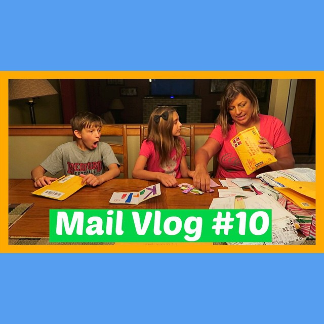 Mail Vlog #10 is up!
